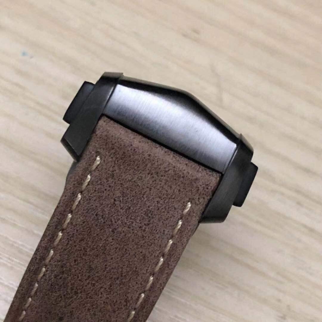 OM 陶瓷钛金属表扣 适用欧米茄超霸系列腕表 扣端直径18mm