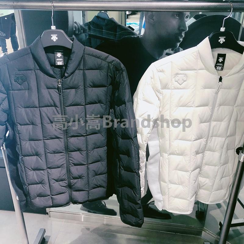 韩国代购正品DESCENTE迪桑特19秋冬季时尚男款薄羽绒服S9421TDJO2