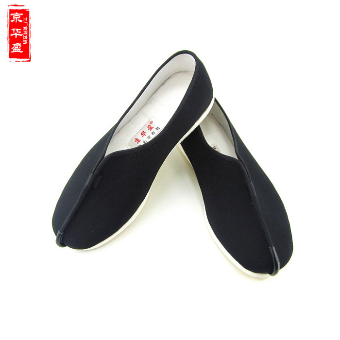 Package mail thousand layer soles monk shoes mens shoes old Beijing cloth shoes monk shoes female nuns and nuns, Buddhist nuns, Luohan shoes, leisure single shoes