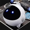 Cartoon astronaut wired stereo speakers computer desktop notebook portable subwoofer aliens gifts free shipping