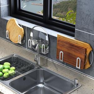 家居生活厨房用品用具实用小百货厨具置物架菜板收纳挂架家用大全