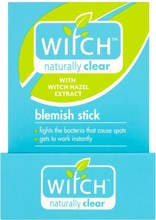Stick痘胶BlemishHazelwithClearNaturally英国Witch