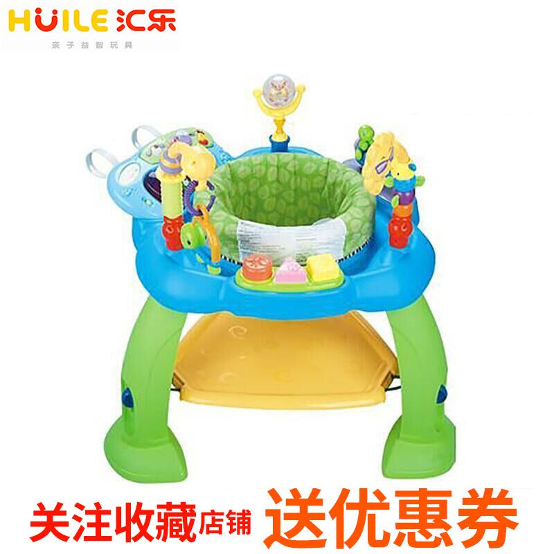 汇乐玩具696多功能宝宝跳跳跳跳椅