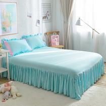 床2.0m1.81.51.2网红款访床裙单件席梦思床罩床裙床套单件床笠