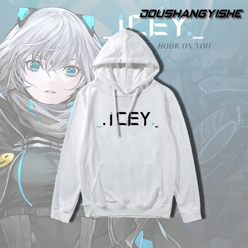 10月16日最新优惠icey艾希ps4 steam游戏周边卫衣