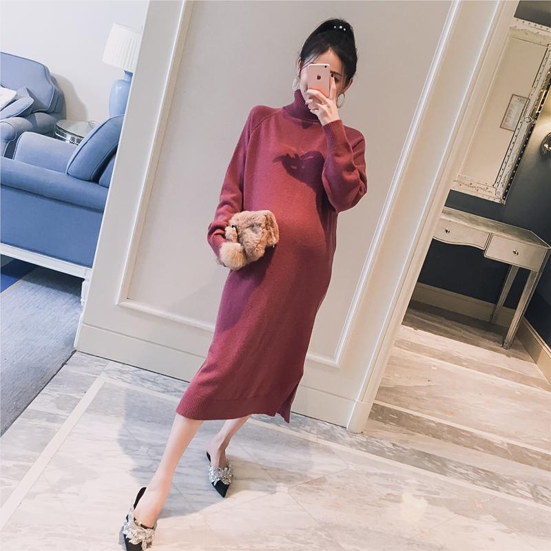 孕妇裙连衣裙子