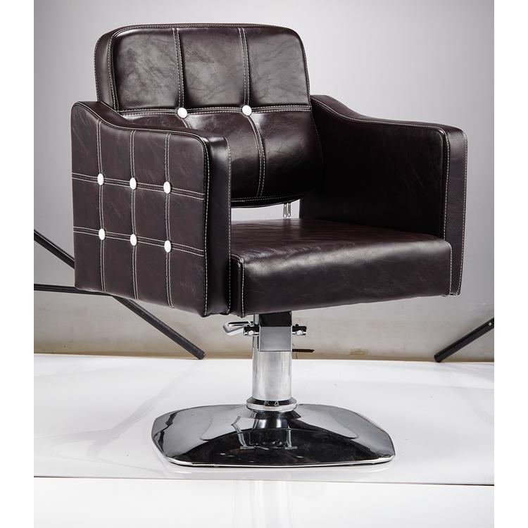 Парикмахерская парикмахерская для Подъемное вращающееся кресло-парикмахер популярный высококачественный Прямые продажи прядильных фабрик для стрижки волос 287