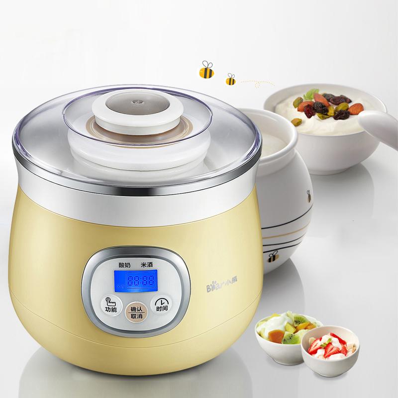 酒酿机Bear/小熊 SNJ-530家用大容量酸奶机 全自动 多功能酸奶机