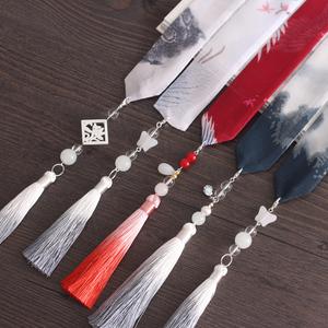 原创古风汉服发带头饰古装流苏发饰复古配饰头绳腰带抹额饰品日常