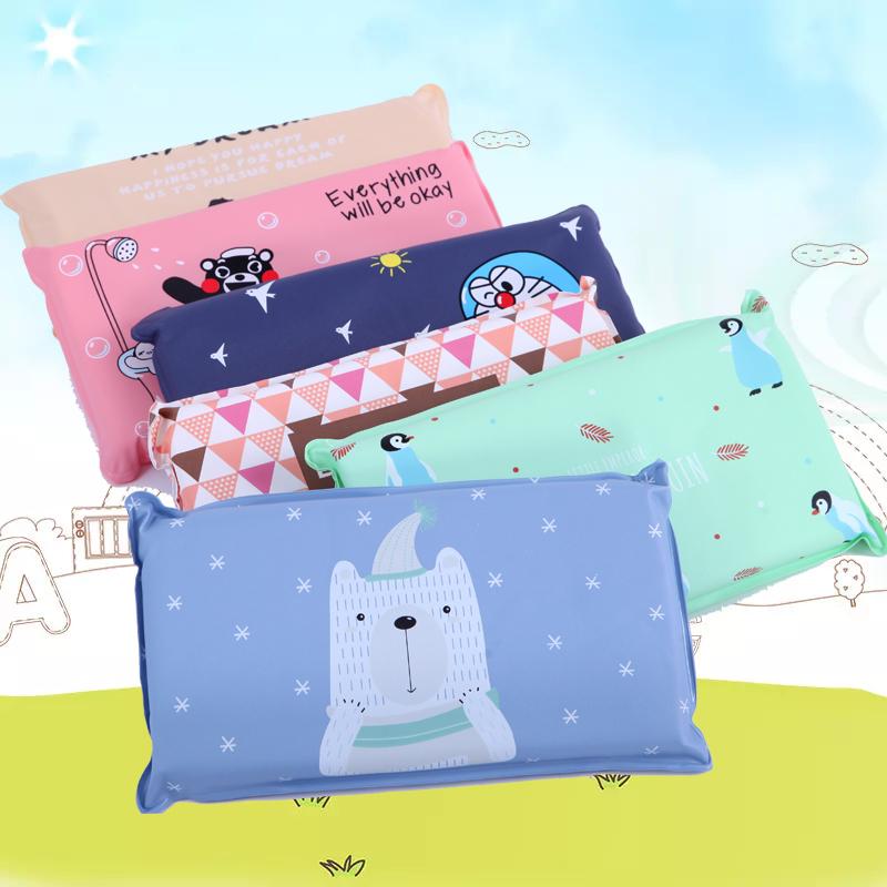 包邮夏季冰枕冰枕头儿童大号凉枕冰枕冰垫宝宝卡通冰晶水枕头