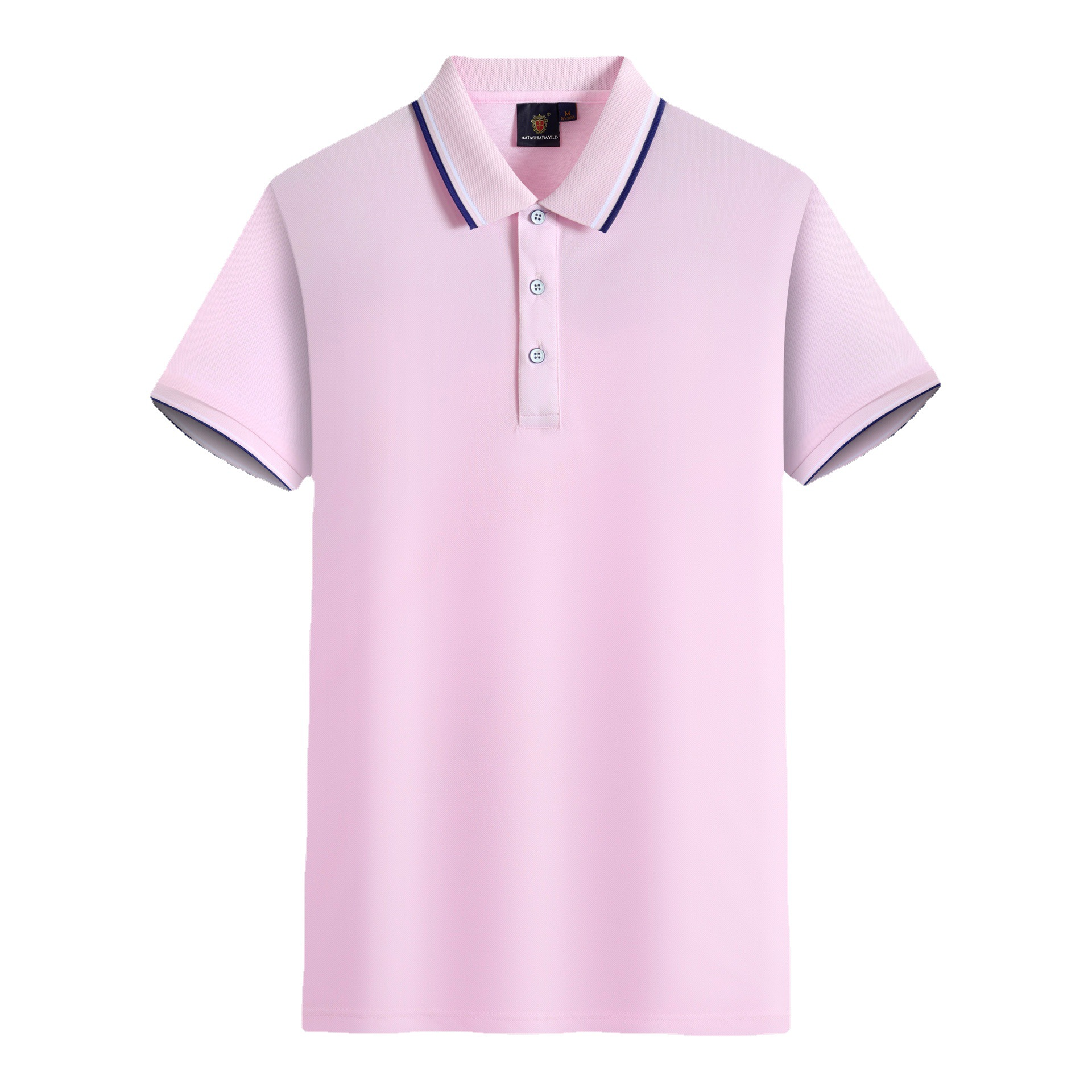 2021 mens new advertising shirt T-shirt Polo Shirt Short Sleeve Polo party custom l Lapel team print