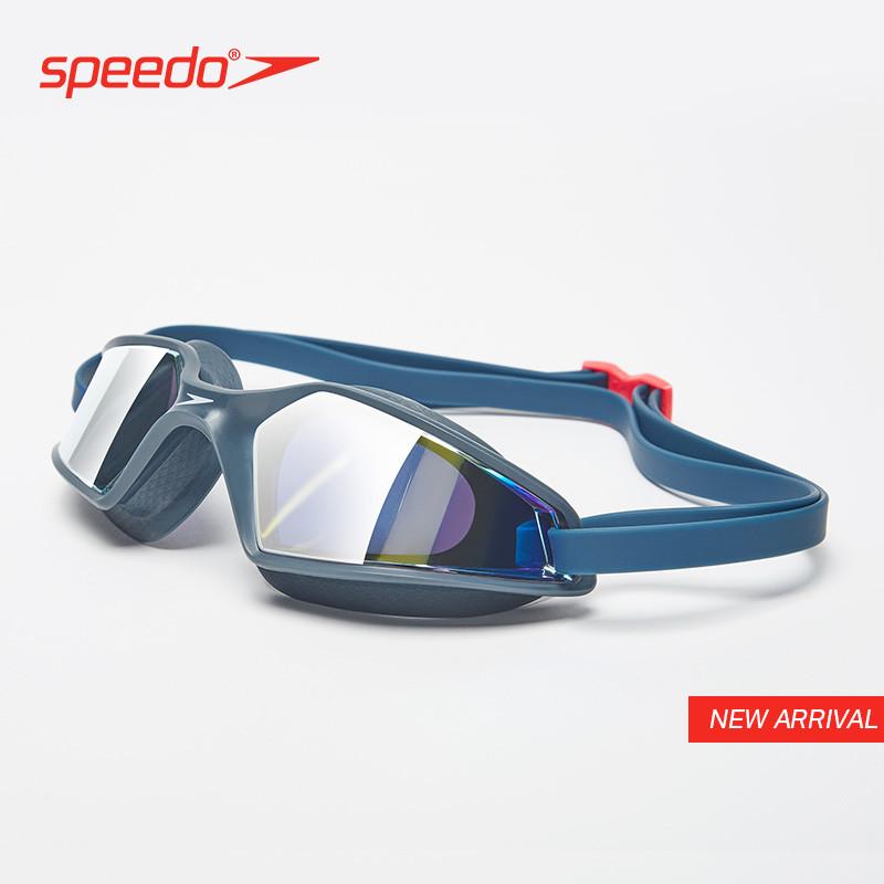 speedo泳镜防水防雾高清游泳眼镜限5000张券