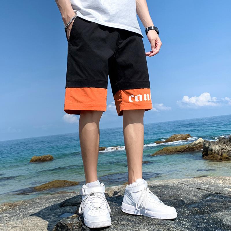 2020新款夏季休闲运动五分工装七分短裤A132-9090-P21