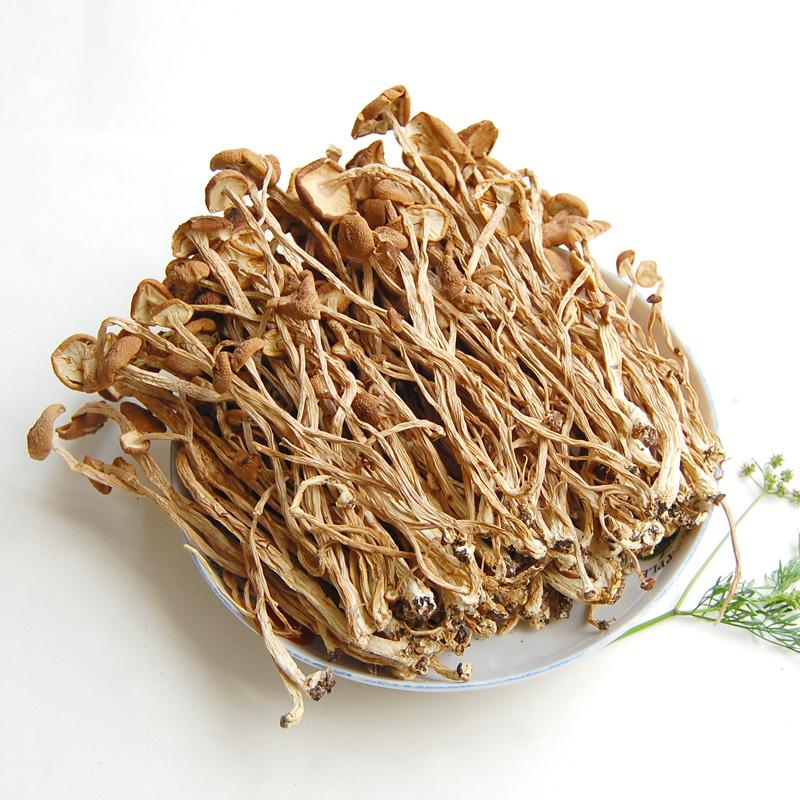 茶の木のキノコの干物はばら売りして傘の農家の椎茸の食用菌の干物の贈り物箱を開けないで250グラム郵送します。