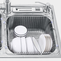 水龙头滤水置物架多功能创意厨房水槽沥水篮过滤筐多用可伸缩水池