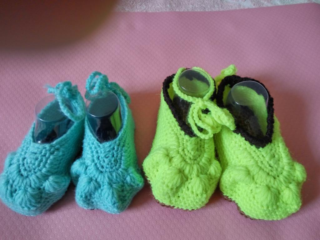Чистый ручная работа вязанные детские шерстяная пряжа ботинки на мягкой подошве , 1-10 месяцев детские Эксклюзивная обувь