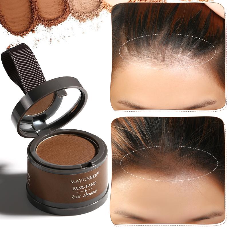 韩国遮发际线粉 修容粉阴影粉填充笔 头发修饰发迹线补发神器高光