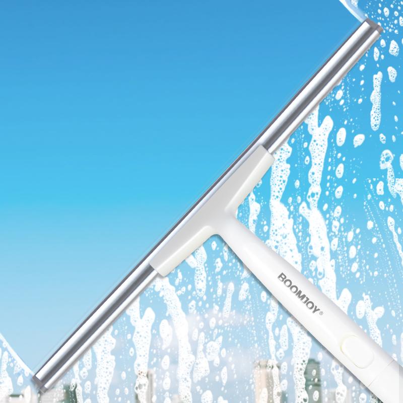 擦玻璃神器家用高樓窗戶清潔器雙面擦高層清洗工具刮水器刮刀刮子