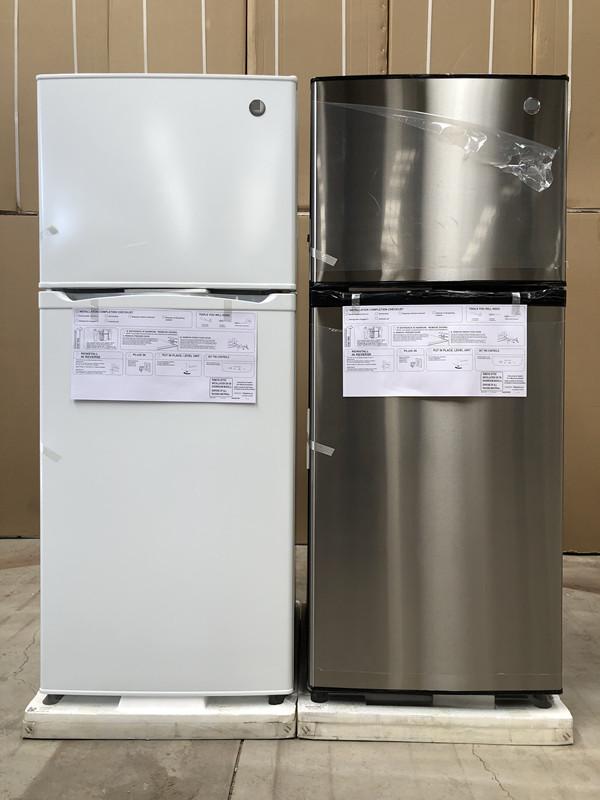 美国通用电气ge 326升双门两门冰箱