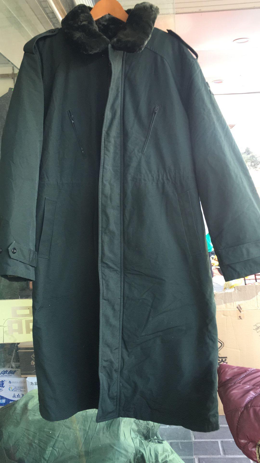 Перекупно оригинал Вскользь ткань пальто Делает учит холодн-сопротивлению одежды удерживающий тепло верх платить оригинал 8.9 tenths новый бесплатная доставка по китаю