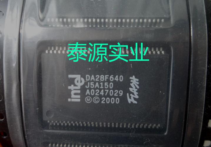 DA28F640J5-150全新正品内存器芯片TSSOP56 32位和64 MBIT存储器