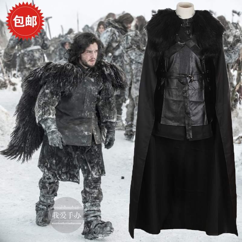 [17cosplay] game of power / power song of ice and fire