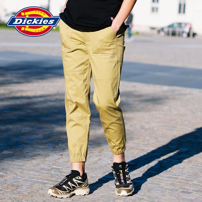Dickies Multi Pocket jogging pants Leggings womens new spring overalls casual pants 8832