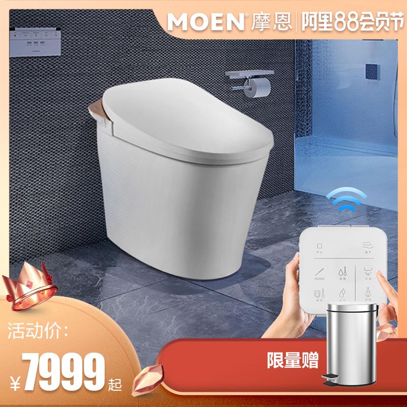 【天猫新品】Moen摩恩 智能马桶一体机家用节水坐便器SW1291