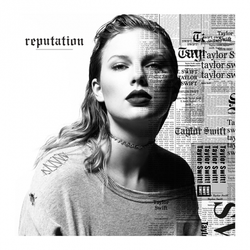 【正版】泰勒史薇芙特Taylor Swift:名誉reputation(CD)星外星