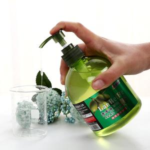 蓝贝禾橄榄洗手液500g*5瓶清香型酒店家用滋润护手深层清洁包邮