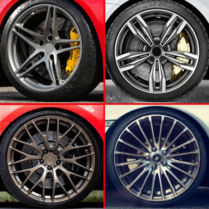 Резкое Yi карты адаптация алюминиевых сплавов ремонт колесо автомобиль диски спортивный автомобиль колеса 15 16 17 18 19 20 дюймовый