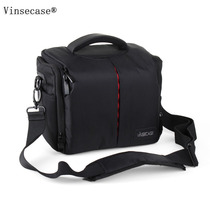 vinsecase Canon 600D 650D 60D Nikon D90 SLR Camera bag SLR single shoulder Photography bag