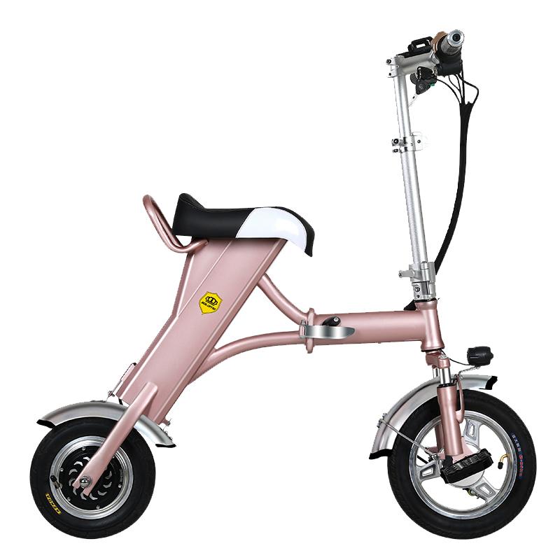 K2 литиевые батареи, зарядки мощность электрический велосипед поколение шаг аккумуляторная батарея l одноместный автомобиль автомобиль для взрослых сложить портативный два поколение привод