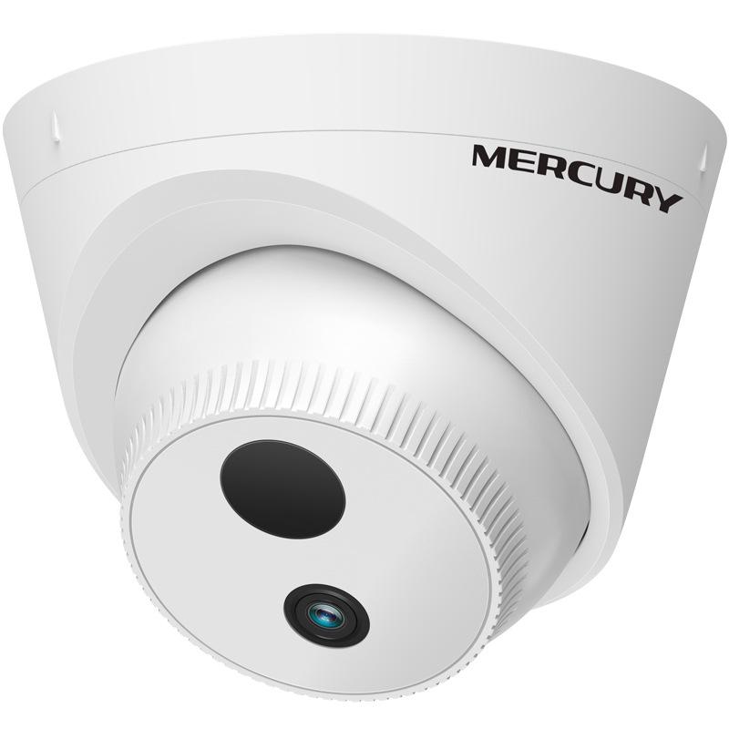 水星MIPC231P监控设备200万poe安防CCTV网络头camera家用摄像机