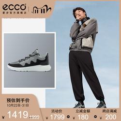 【预售】ECCO爱步休闲鞋男2020新款拼接老爹鞋运动鞋 适动504244