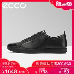 ECCO爱步2019春夏新款鞋子男 圆头透气耐磨低帮鞋 科林2.0 536254