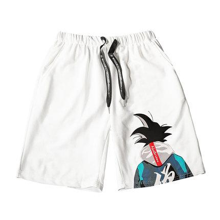 夏季新款韩版潮流2019帅气男生短裤