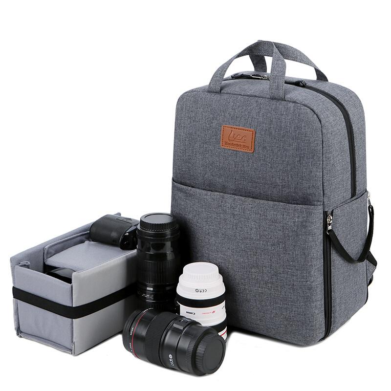 单反相机包轻便大容量适用于佳能尼康索尼数码包微单摄影包多功能