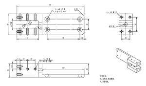 来图加工非标定制   机加工零件定制  机械五金 钣金加工