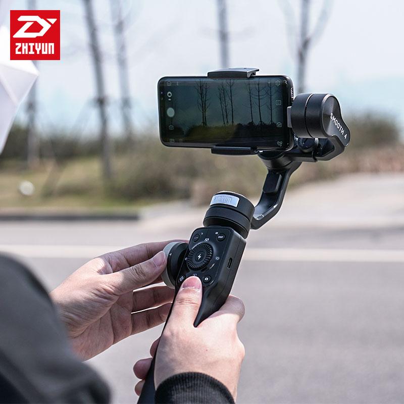 Облако премудрости приглаживает 4 hand-holds насилует axle 3 против для того чтобы сотрясать съемки Vlog телефонная трубка запись сбалансированной более стабилизированной видео- для того чтобы сосчитать частота