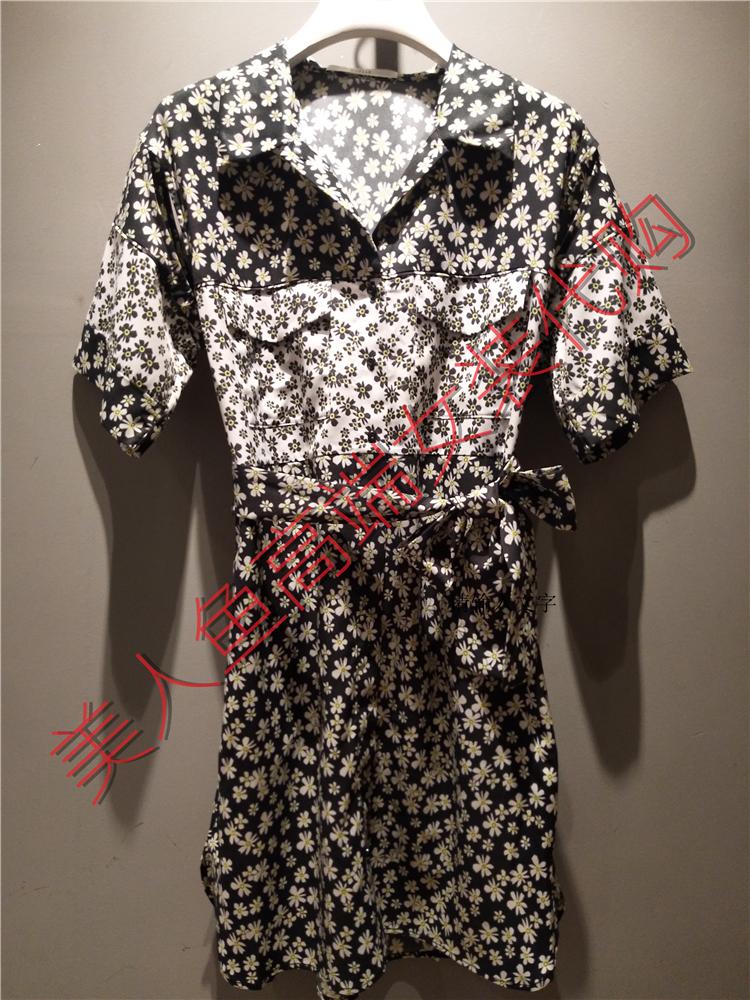 20夏雪地素小姐姐精品女装 2C2O4256A01高端专柜正品国内代购1799