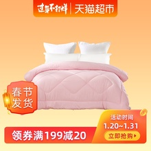 Mercury Home Textile Quilt is Thickened in Winter, Heating Single Double Air Conditioning is Universal in Students'Dormitories in Spring and Autumn