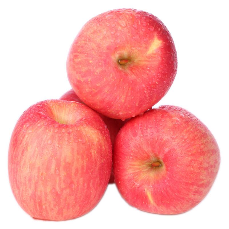 (优选)山东富士苹果约840g