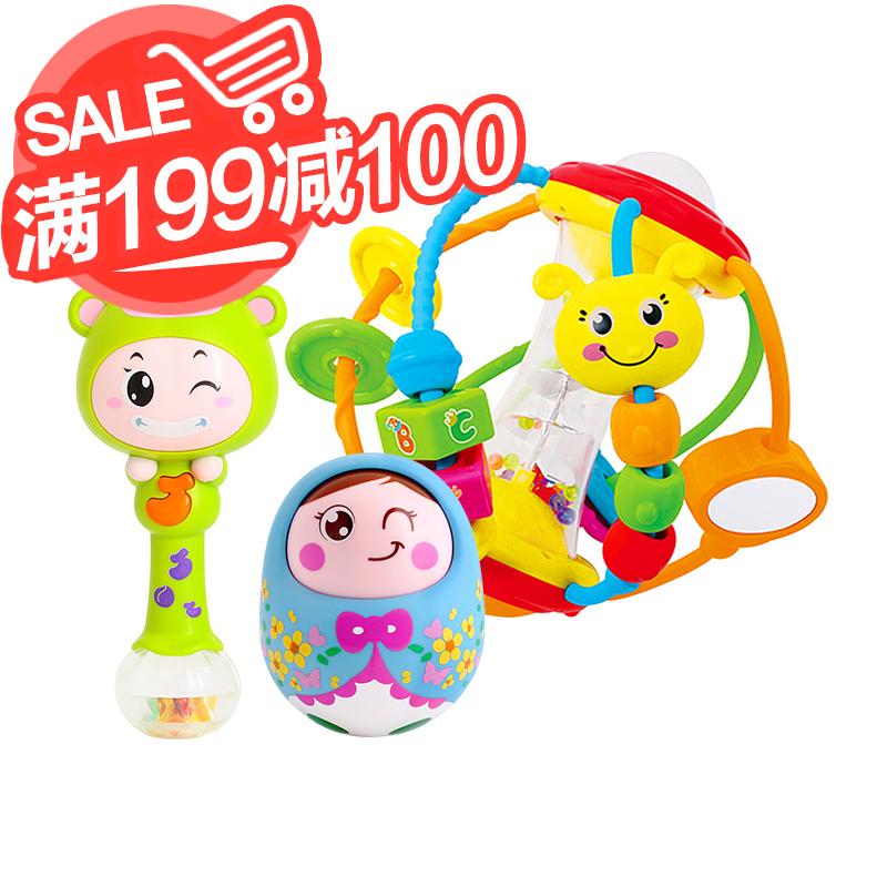 Отдел музыки упаковки в мешки игрушка детские руки улов мяч ребенок ритм палка головоломка погремушки 0-1 лет
