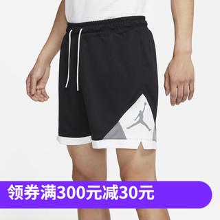 NIKE AIR JORDAN AJ男子精英运动裤透气速干篮球短裤 CV3087-011