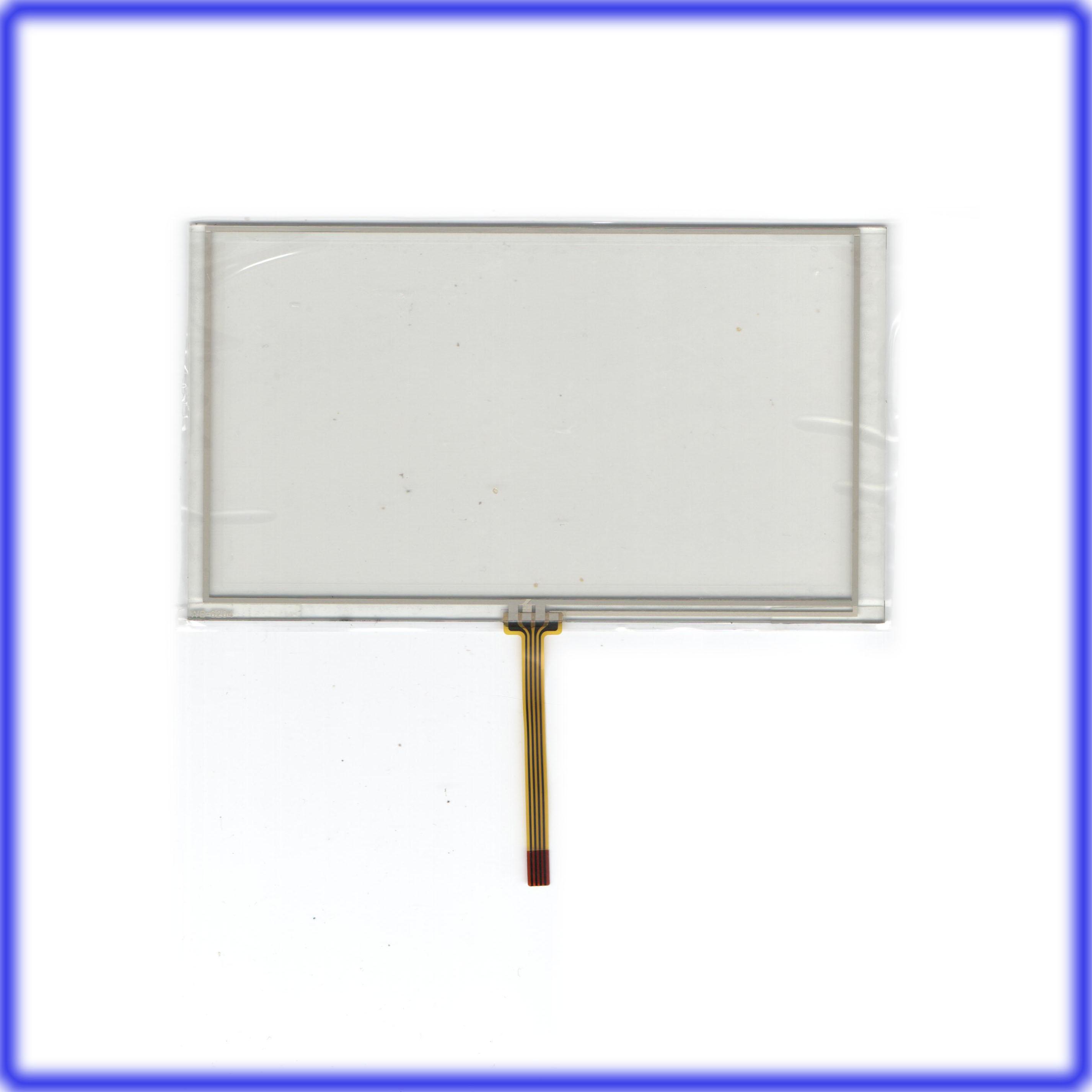 用于路特仕 路畅T6216NA 车载导航触摸手写外屏幕 四线电阻6.2寸