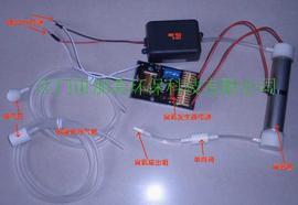 大功率臭氧机臭氧发生器活氧机臭氧洗菜果蔬解毒机 1500mg/h套件