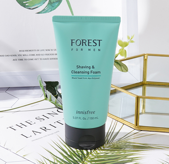 Innisfree mens forest Facial Cleanser 150ml