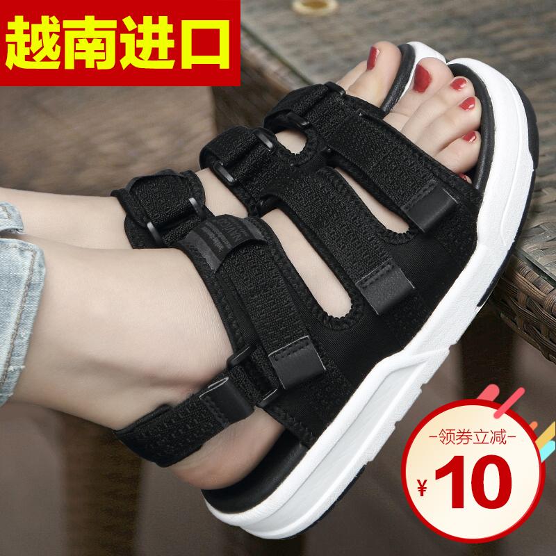 潮新款越南学生罗马鞋女士休闲鞋11-13新券