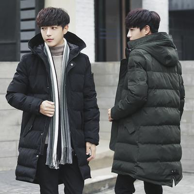 冬季中长款大衣棉衣男士外套韩版棉袄子服装面包服加厚DJ923TP145